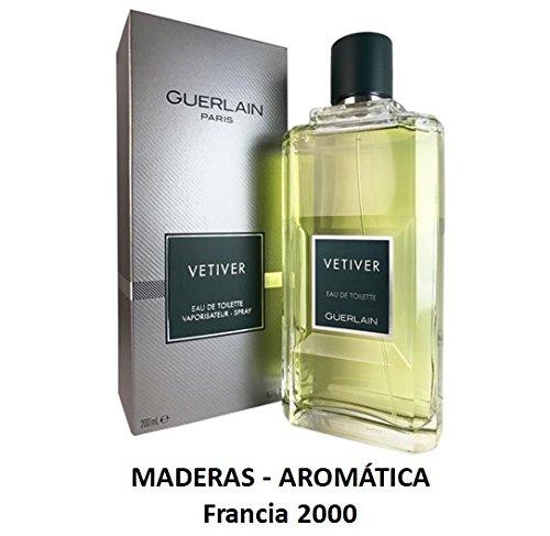 VETIVER GUERLAIN by Guerlain Eau De Toilette Spray 6.8 oz for Men