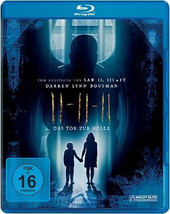 666: The Prophecy aka 11-11-11 Blu-ray Region B German