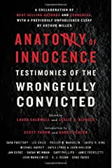 Anatomy of Innocence: Testimonies of the Wrongfully Convicted Hardcover