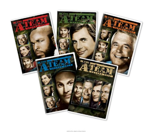A Team Dvd (The A-Team:  The Complete Series)