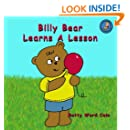 Billy Bear Learns A Lesson (Volume 3)
