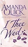 I Thee Wed (Vanza Book 2)