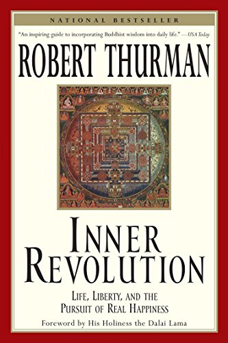Cover of Inner Revolution
