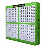 mars hydro Reflector192 Led Grow Lights with 410W True Watt for Hydroponic Indoor Garden and Greenhouse Full Spectrum Veg and Bloom Switches added offers