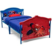 Childrens Spiderman 3D Twin bed