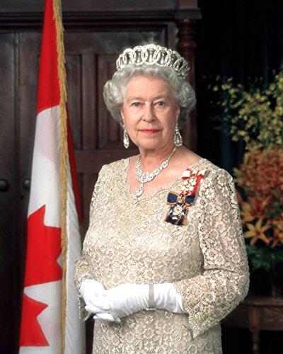 Queen Elizabeth II Portrait 11 X 14
