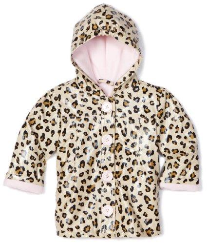 Kids Headquarters Baby Girls' Pleather Outerwear Jacket