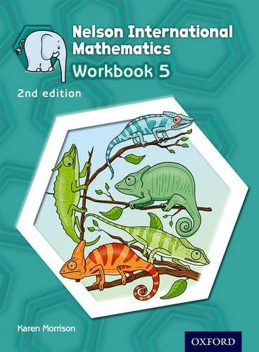 Nelson International Mathematics 2nd edition Workbook 5 (International Primary)