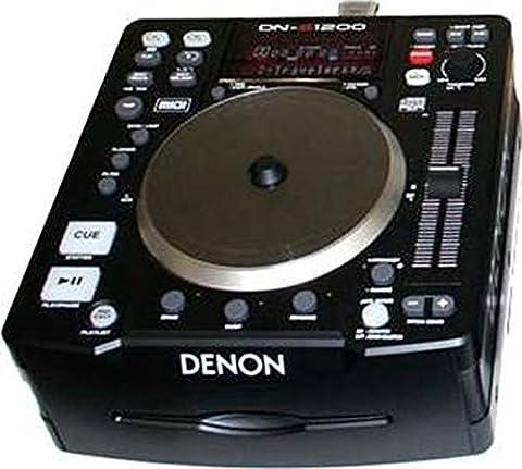Denon DNS1200 Single Disc DJ CD Player (Media Player Midi Control)