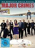 DVD * Major Crimes Season 3 [Import anglais]