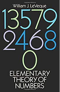 An adventurers guide to number theory dover books on mathematics elementary theory of numbers dover books on mathematics fandeluxe Choice Image