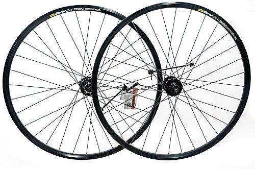 Shimano Deore M475/Mavic XM419 29er/700c MTB Bike Wheelset Disc QR NEW