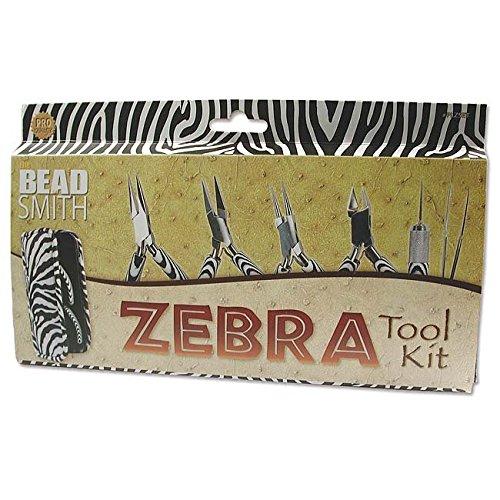 BeadSmith XTL 7654 Piece Zebra Tool