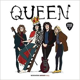 Queen (Band Records 4) (Band Records): Amazon.es: Romero Mariño, Soledad, Castelló Carreras, Laura: Libros