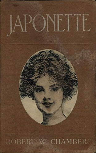 book cover of Japonette