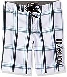Hurley Boys Board Shorts, White, 14