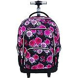 Mala Escolar GL c/rodinhas, DMW Bags, 11325.0, Colorido