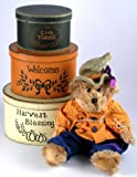 Harvest Blessings: Fall Gift Basket