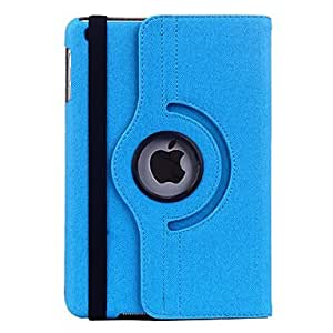 Buy 360 Degree Rotatable Jean Case for iPad mini (Assorted Colors) , Black