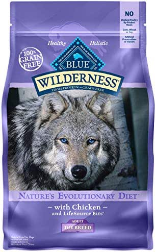 Dog Food: Blue Buffalo Wilderness Adult Toy Breed