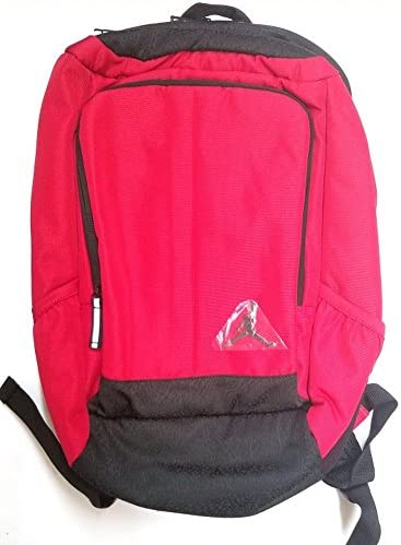Nike Jordan Jumpman Classic Backpack 9A1687-R78 Red Black