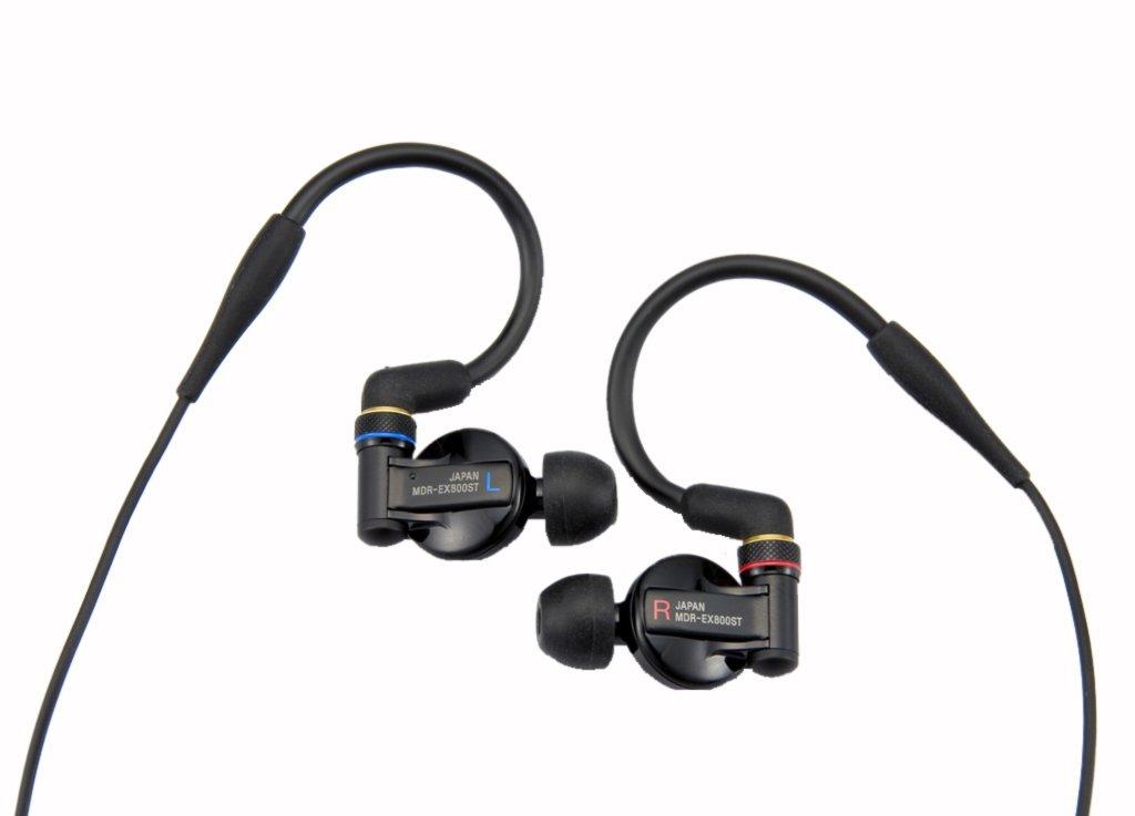 Sony Mdr-ex800st Headphones Inner Ear Type[japan Import]