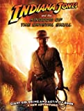 Indiana Jones and the Kingdom of the Crystal Skull Giant Coloring and Activity Book 2 - A New Adventure!