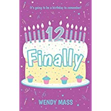Finally (Willow Falls) by Wendy Mass (2015-05-07)