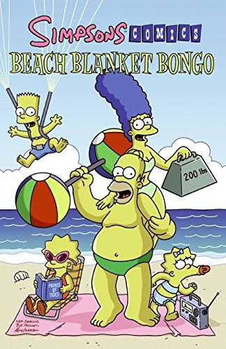 Simpsons Comics Beach Blanket Bongo (Simpsons Comic Compilations)