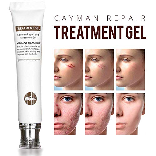 (Cayman Scar Removal Treatment Gel for Sars from Burns, Cuts, Wounds and Acne)