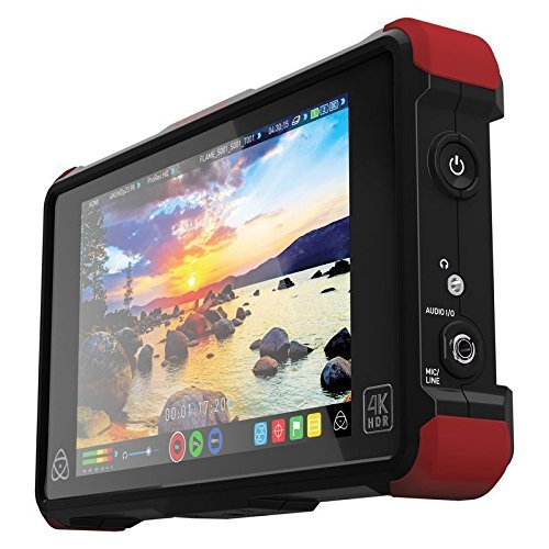 Atomos Ninja Flame 7 In. 4K HDMI Recording Monitor by Atomos
