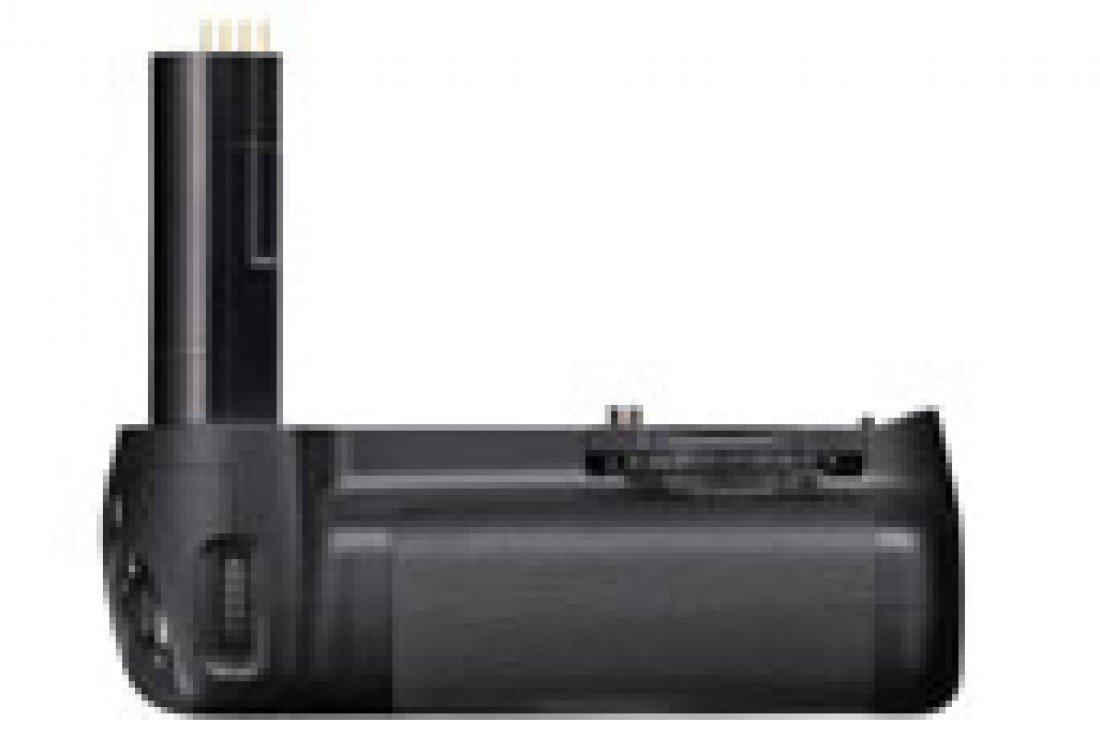 Empu/ñadura para Nikon D80//D90 Nikon MB-D80 Negro