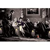 Empire 377104 - Póster de Humphrey Bogart, Marilyn Monroe, Elvis y James Dean (91,5 x 61 cm)