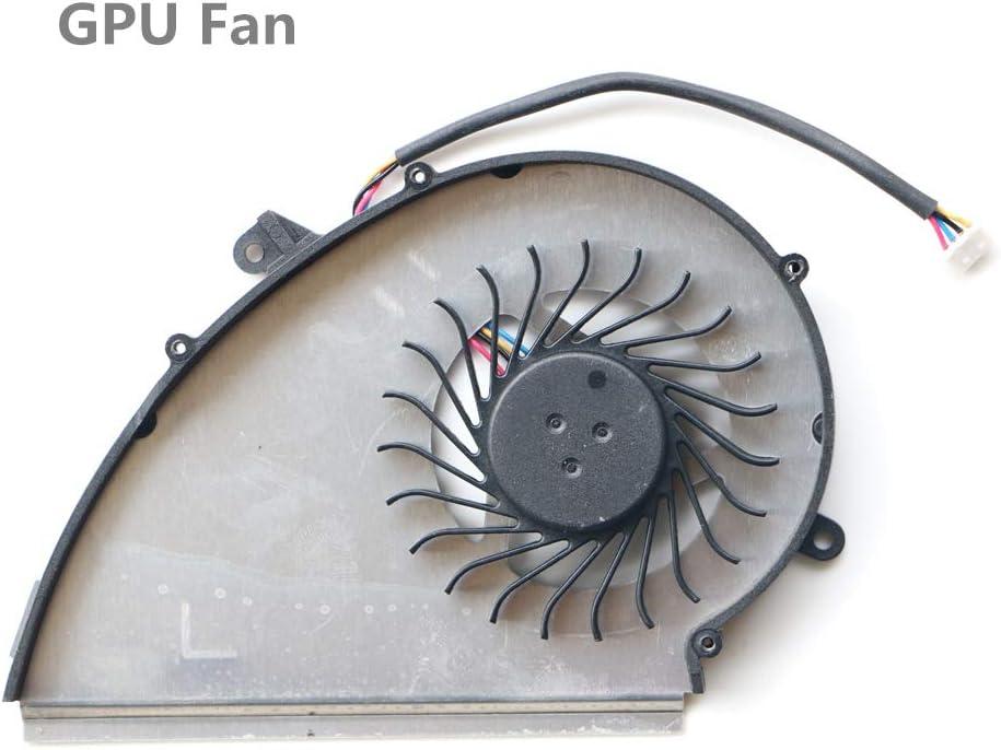 Laptop GPU Cooler Fan for Msi GE72VR GP72VR GL72VR MS-179B GPU Cooling Fan