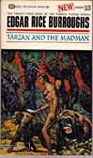 Tarzan & the Madman 1ST Edition Cover By…