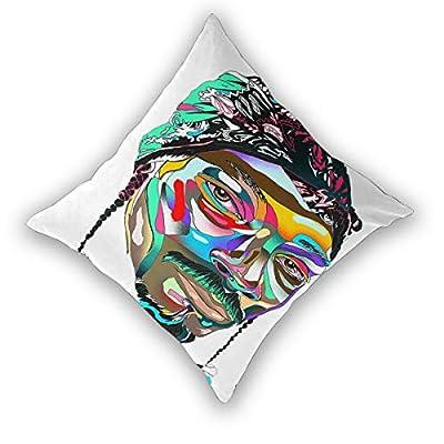 SnoopDogg Outdoor/Indoor Cushions 18.5