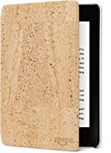 Kindle Paperwhite (10th Gen) premium water-safe cork cover - Tan