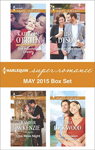 book cover of Harlequin Superromance May 2015 Box Set