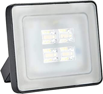 Sararoom 10W Foco proyector LED,IP65 Impermeable Focos LED ...