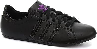 Adidas Originals Campus DP Round Black Womens Sneakers, Size