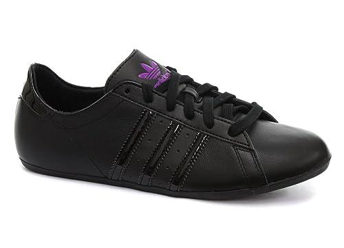 Adidas Originals Sleek Series Campus DP Round W Damen Leder Sneakers Schuhe  Freizeitschuhe Sportschuhe Turnschuhe ledersneakers 8e4972c34e30