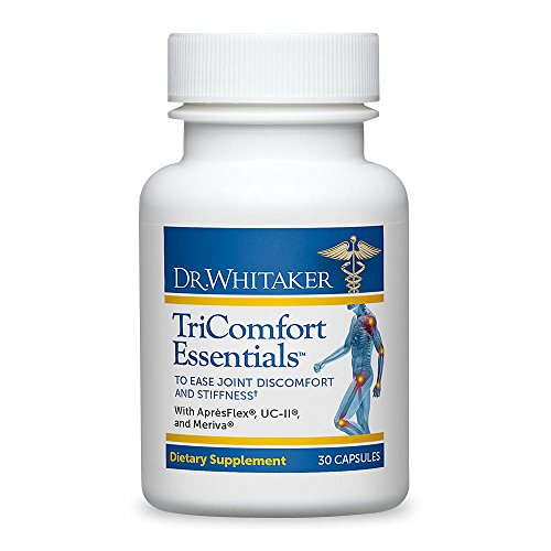 Dr. Whitaker's TriComfort Essentials Joint Relief Supplement