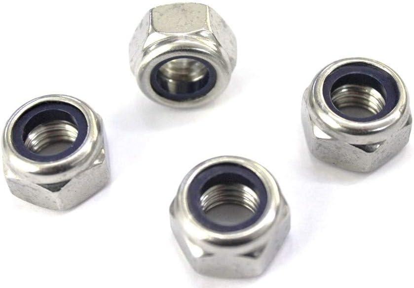 Roedelwerk Arandelas 100 unidades, acero inoxidable V2A, DIN 9021, 6,4 mm, para tornillos de 6 mm