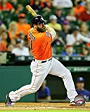 "Evan Gattis Houston Astros 2015 MLB Action Photo (Size: 8"" x 10"")"
