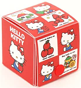 red Hello Kitty apple adhesive tape dispenser roller