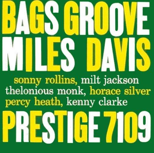 Price comparison product image Bags' Groove [Vinyl]