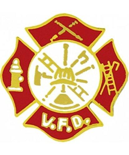 Fire Department Pin - 9