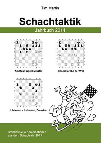 Schachtaktik Jahrbuch 2014