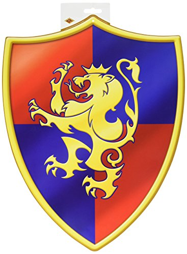 Beistle 54325 Medieval Crest Cutout, - Cut Shield Out