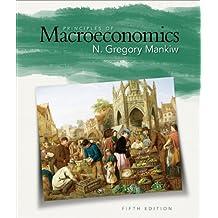 Mankiw Principles of Macroeconomics 5e (with Aplia Its 1-Semester Printed Access Card)